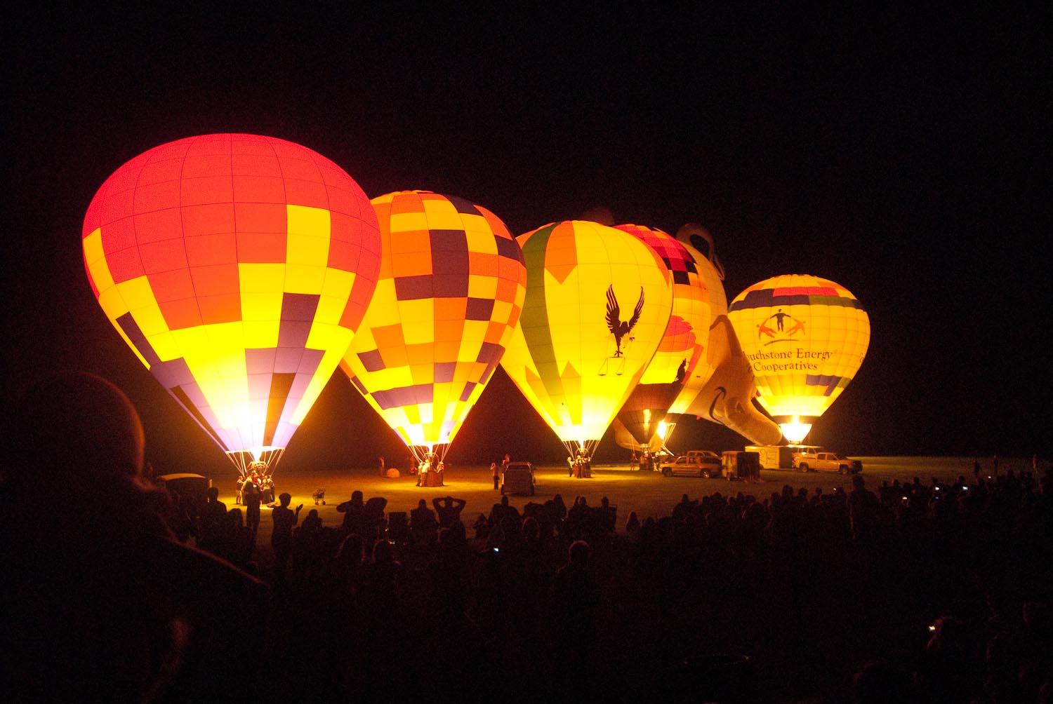 Site updated Hot Air Balloon,Thrston Classic,Meadville PA,